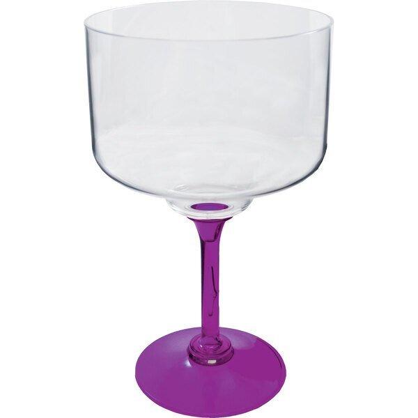 Acrylic Margarita Glass, 18oz.