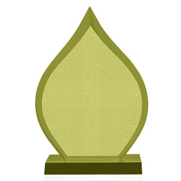 """Inspire Acrylic Award, 4-1/2"""" x 7-7/8"""""""