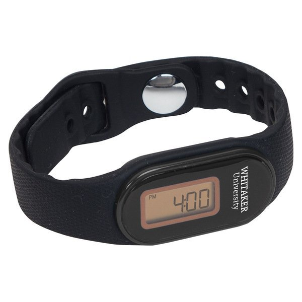 Tap N' Read Fitness Tracker Pedometer Watch