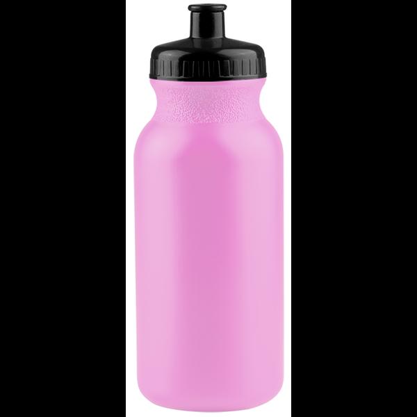 Pink Bike Bottle, 20oz.
