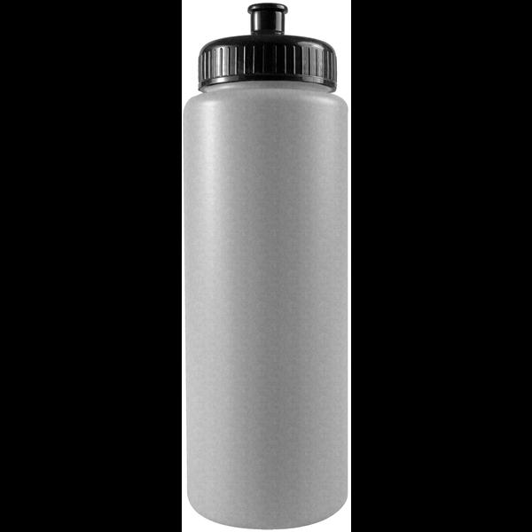 Squeeze Bottle, 32oz. - Push/Pull Cap
