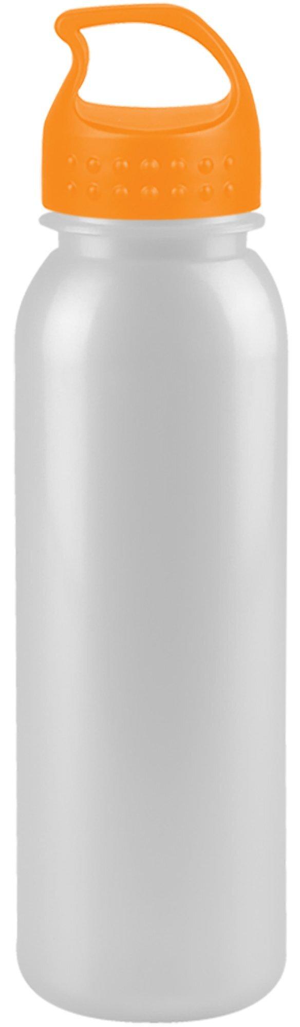 Aquarius Tritan™ Metallic Sport Bottle, 24oz. - Crest Lid