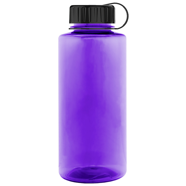 Mountain Tritan™ Sports Bottle, 36oz. - Tethered Lid