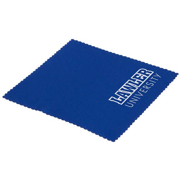 """Deluxe Value Microfiber Cloth, 6"""" Square"""