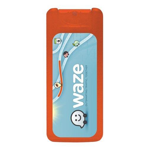 Mini Pocket Mate Antibacterial Hand Sanitizer Spray, .40oz.