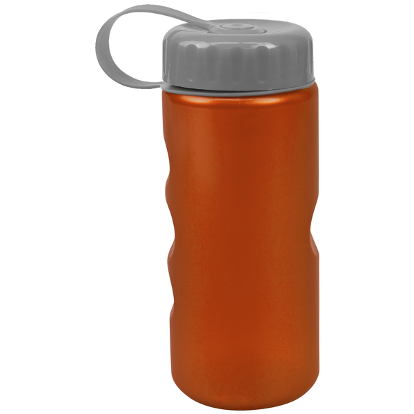 Mini Pearlescent Tritan™ Bottle, 22oz. - Tethered Lid