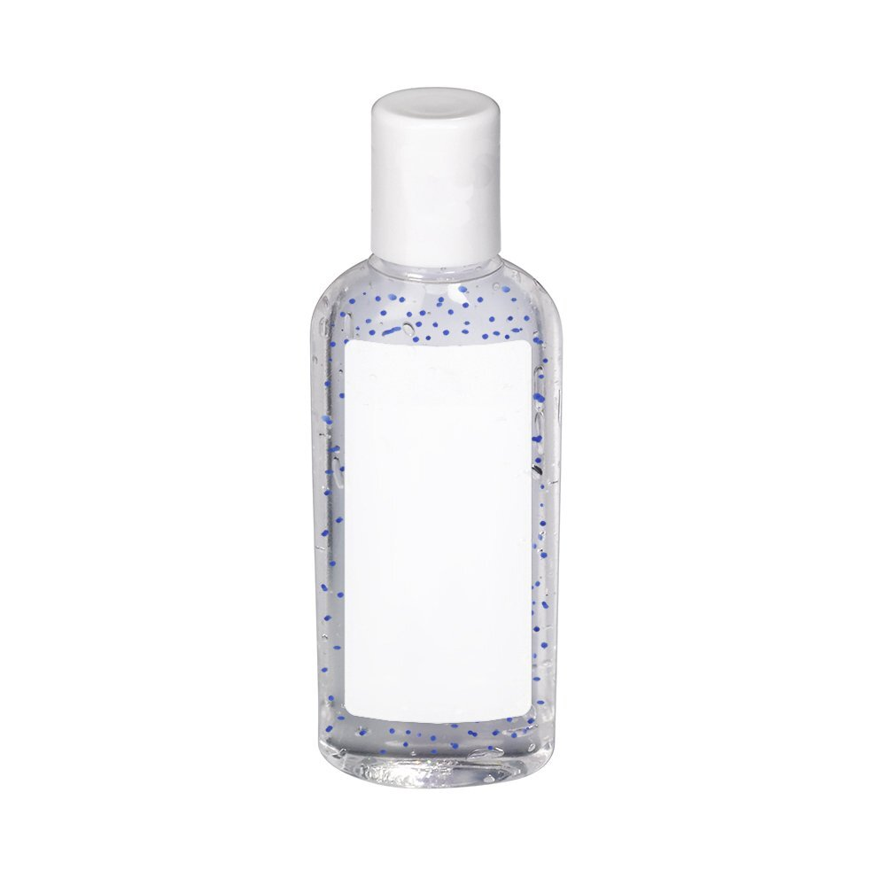 Moisture Bead Hand Sanitizer in Oval Bottle, 1oz., Full Color Imprint