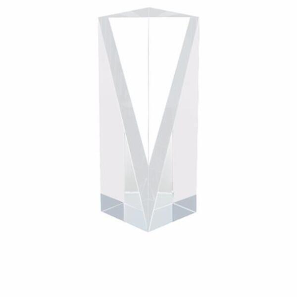 "Atria Crystal Award, Medium, 7-1/2"""