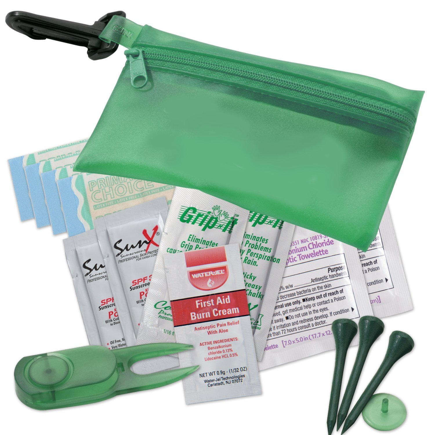 Links First Aid Golf Kit