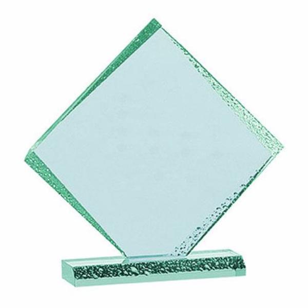 "Diamond Ice Acrylic Award, Medium, 9-5/8"""