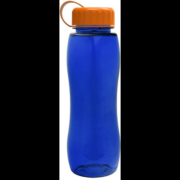 Slim Grip Tritan™ Bottle, 25oz. - Tethered Lid
