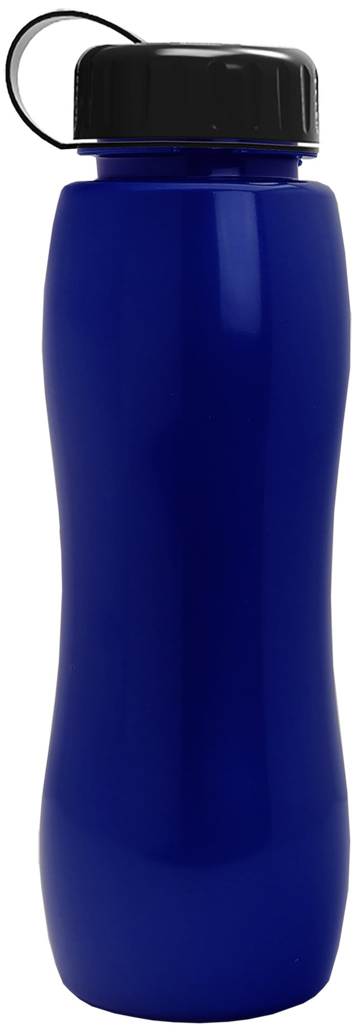 Wave Pearlescent Tritan™ Bottle, 25oz. - Tethered Lid