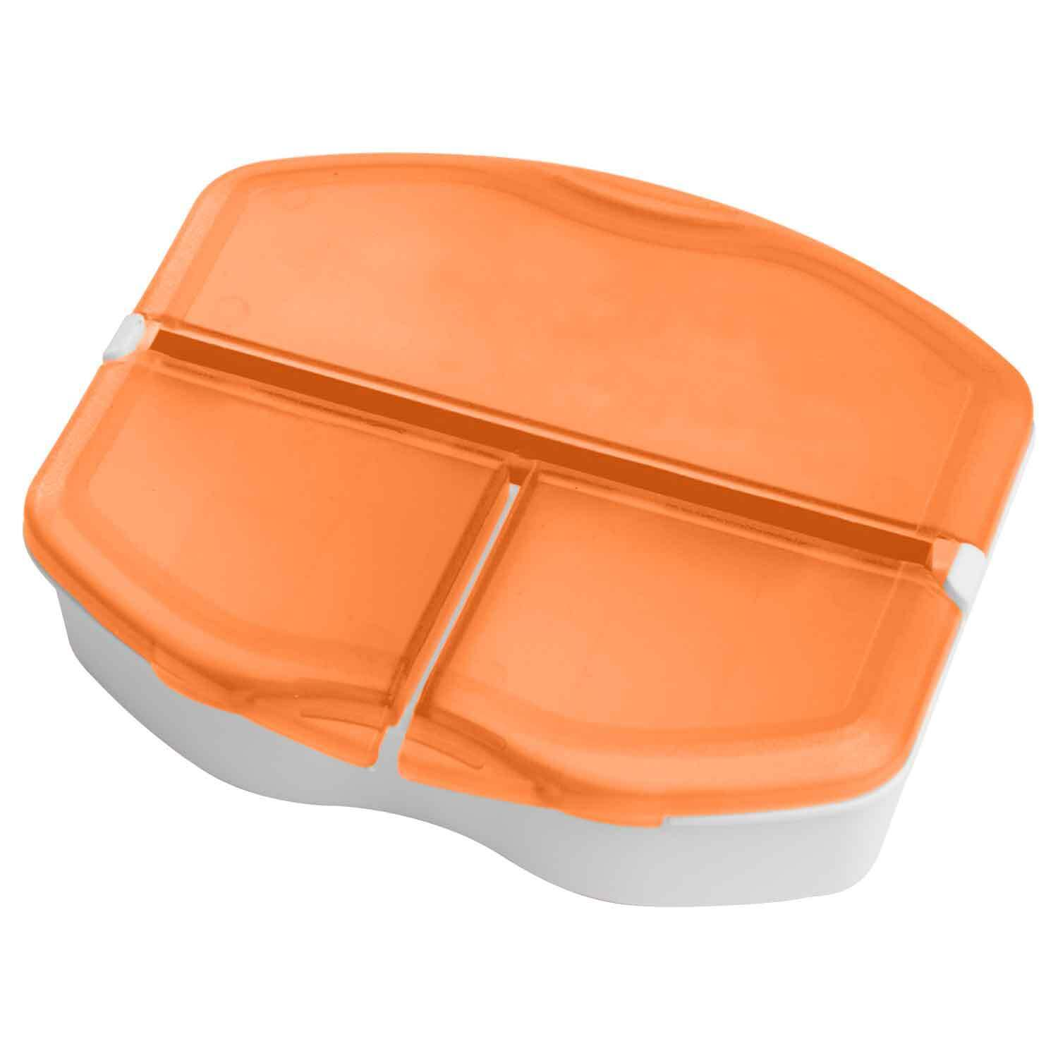 Tri-Minder Pocket Pill Box, Three Compartment