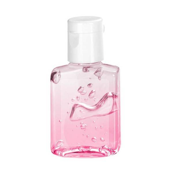 Fresh Scents Antibacterial Sanitizer Gel, .5oz., Full Color Imprint