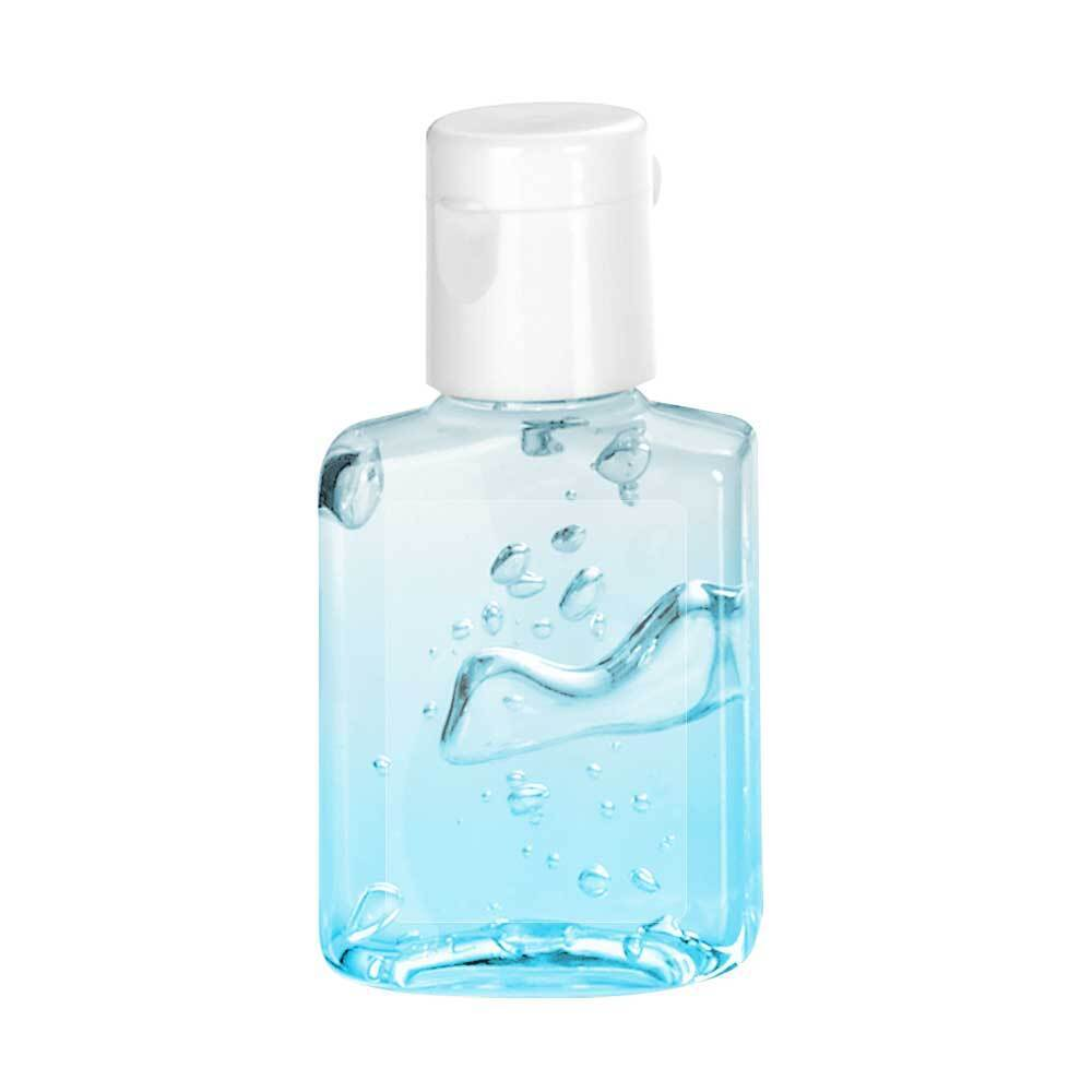 Fresh Scents Antibacterial Sanitizer Gel, .5oz., Full Color Imprint