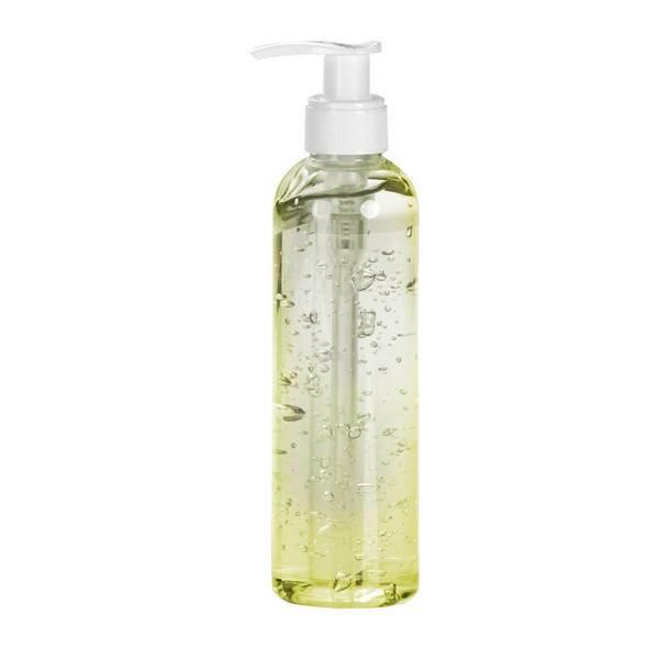 Fresh Scents Antibacterial Sanitizer Gel with Pump Top, 8oz.