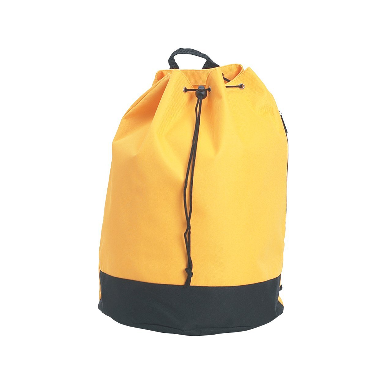 Drawstring Padded Strap 600D Backpack