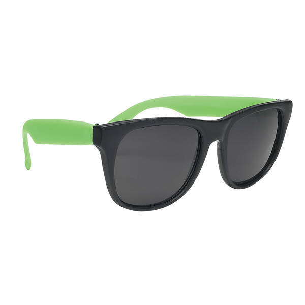 Vibrant Trim Sunglasses