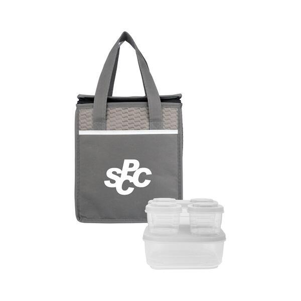 Puzzle Container Lunch Set