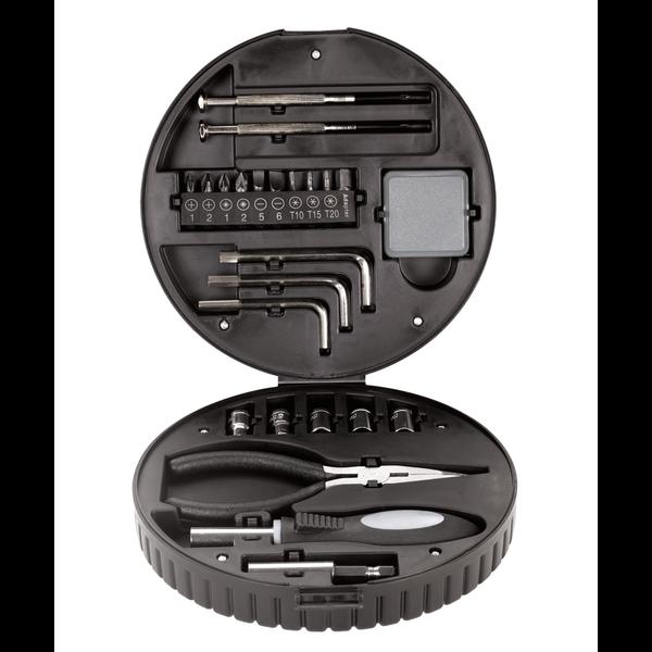 Multi-Tool Kit in a Wheel Case