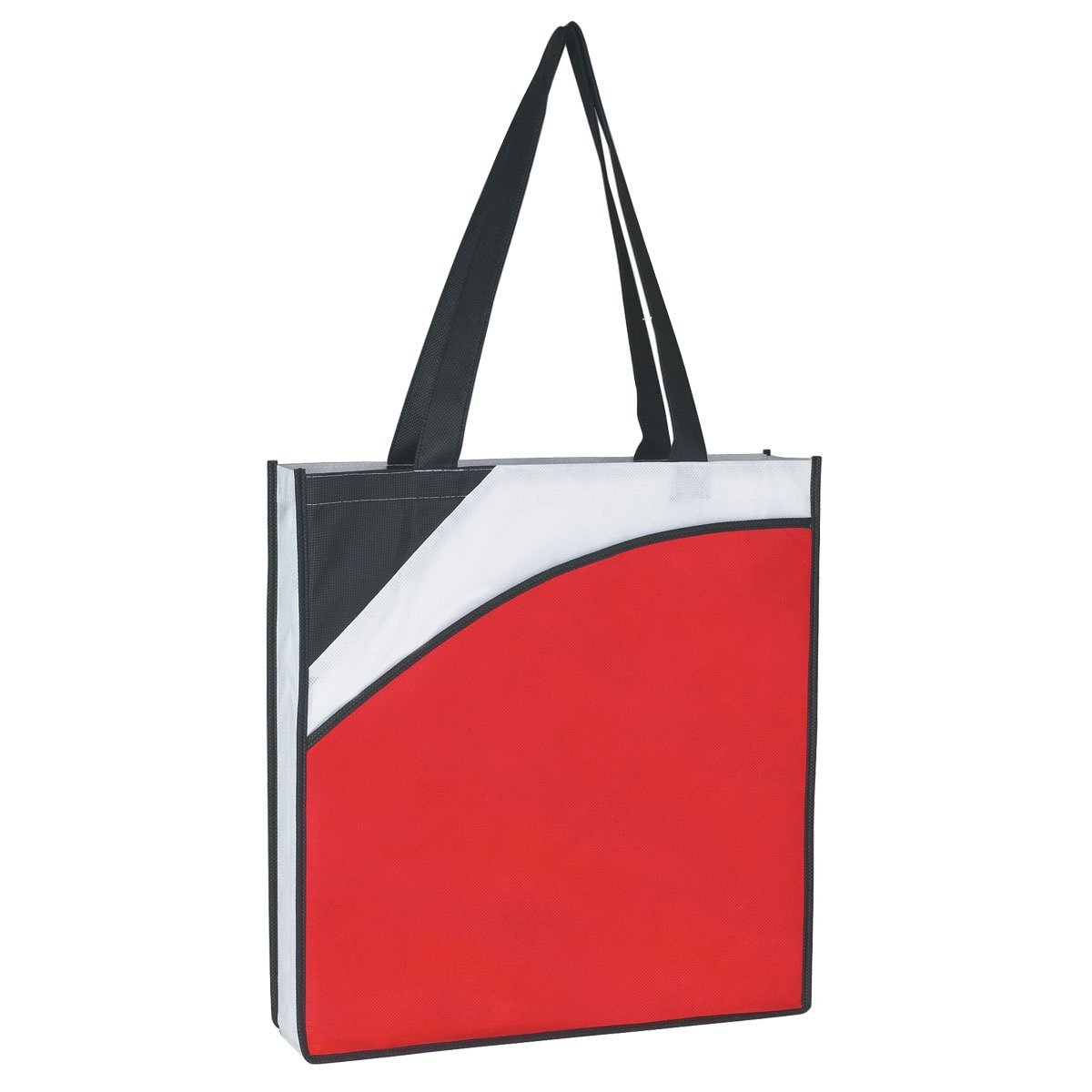 Mystic Non-Woven Conference Tote - Free Set Up Charges!