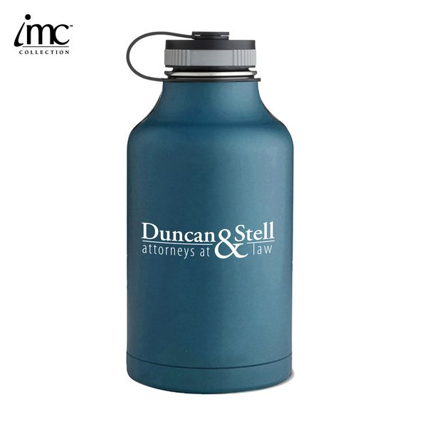 The Big Chill Water Bottle Growler, 64oz.