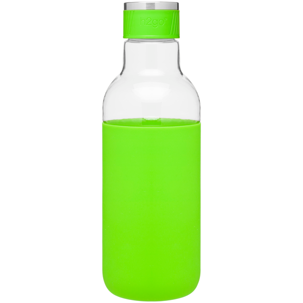h2go Neo Bottle w/ Silicone Sleeve, 25oz. - Free Set Up Charges!