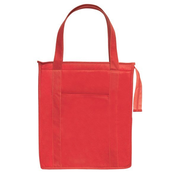 Insulated Non Woven Grocery Tote Bag