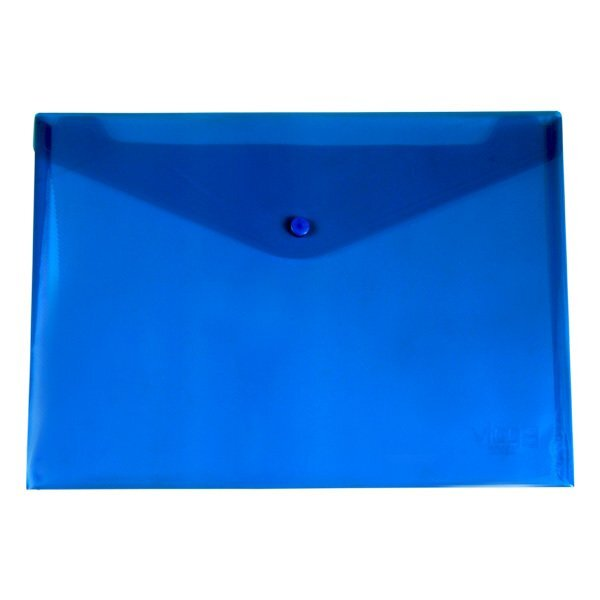 "Poly Envelope with Snap Closure, 9-1/4"" x 13"""