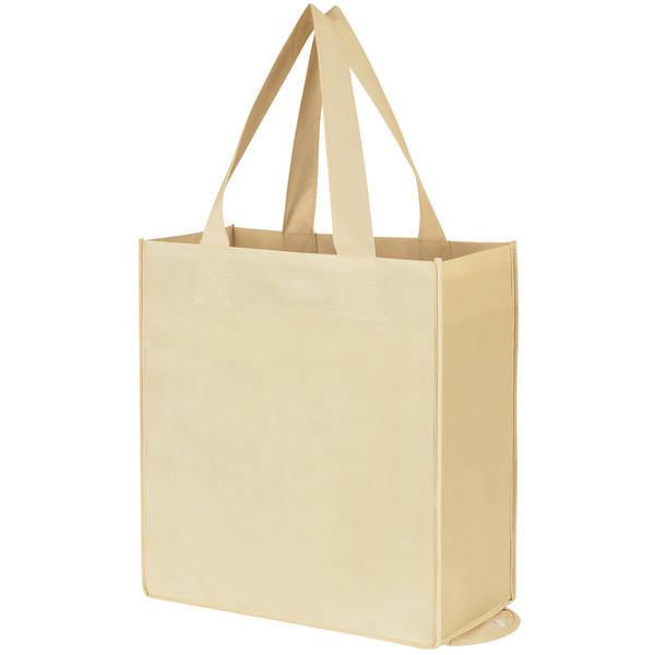 Non-Woven Foldable Shopper Tote