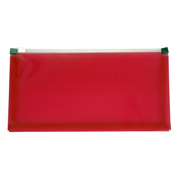 Mini Zip Lock Poly Envelope with Gusset