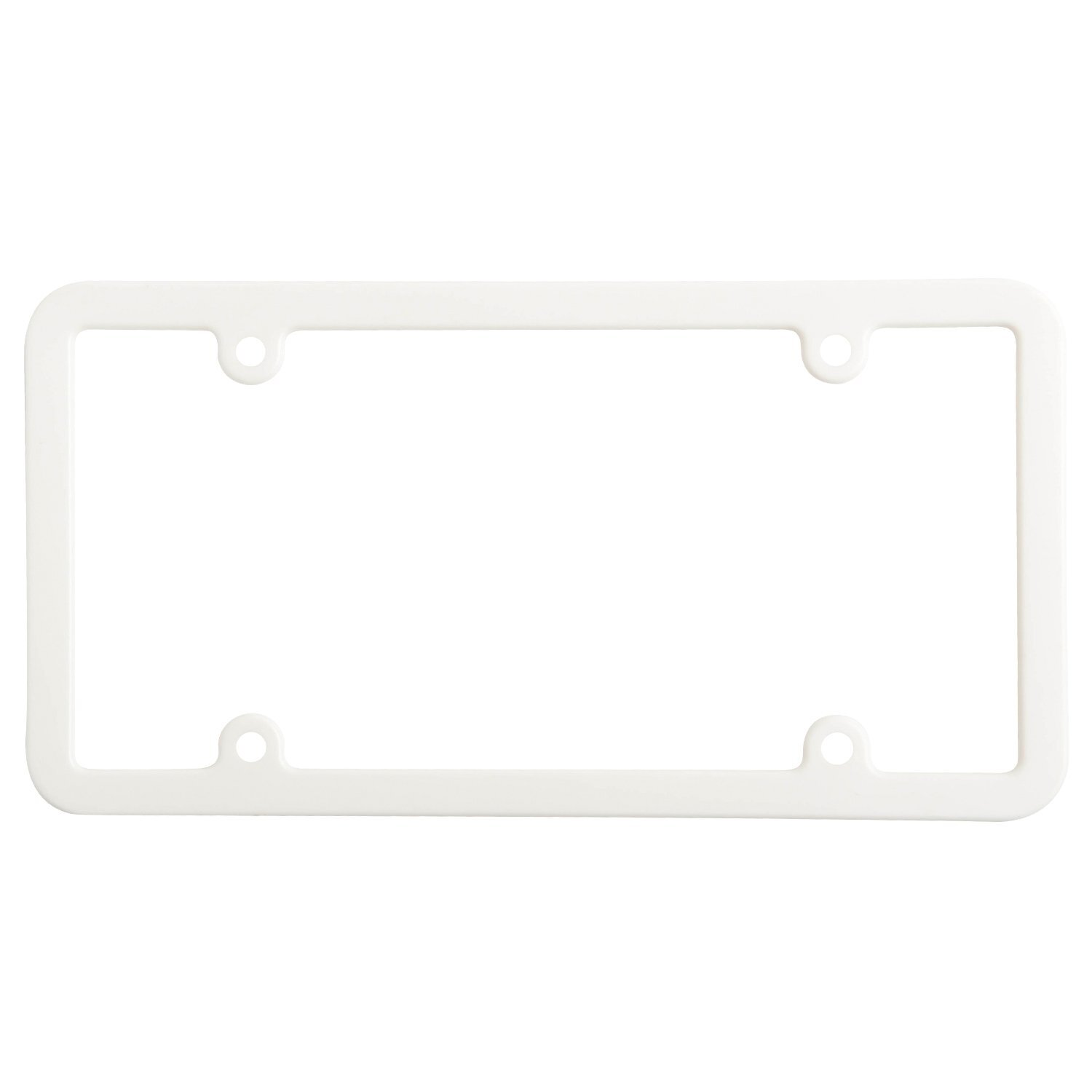 Universal License Plate Frame