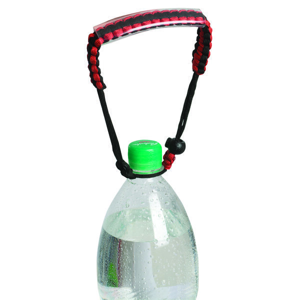 Water Bottle Strap: Paracord Water Bottle Carrying Strap