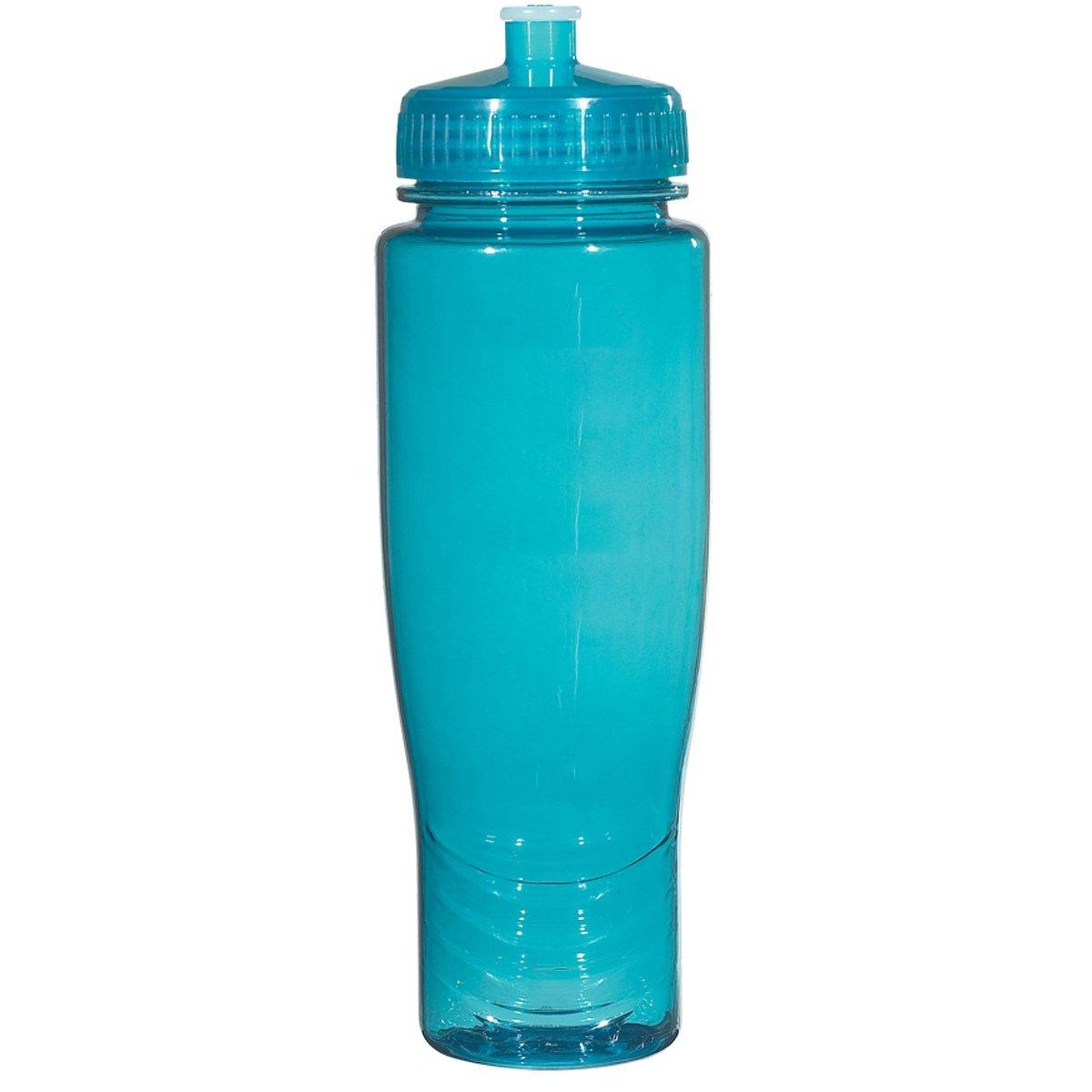 Poly Clean™ Plastic Bottle, 28oz., BPA Free