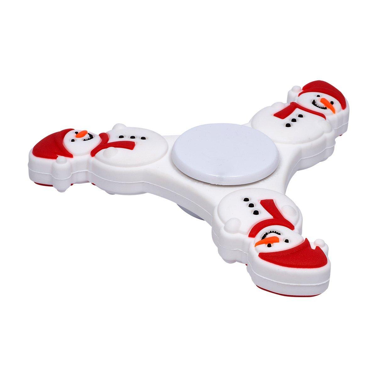 Snowman Promo Spinner