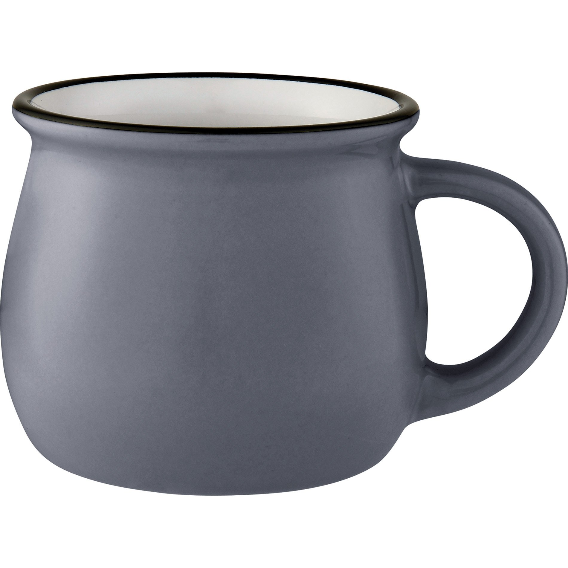 Pixie Ceramic Mug, 14oz. - Free Set Up Charges!