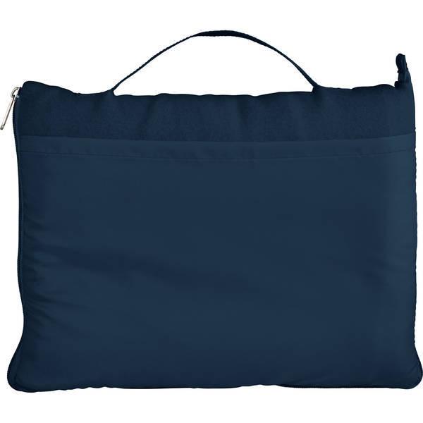 "Fleece Travel Blanket, 50""H x 60""W"