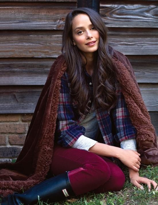 Oxford Alpaca Blanket