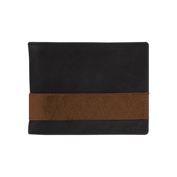 Andrew Philips® Westbridge Two-Tone Leather Bi-Fold Wallet