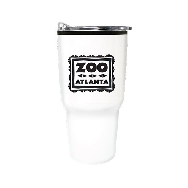 Ares Stainless Steel Tumbler, 30oz.