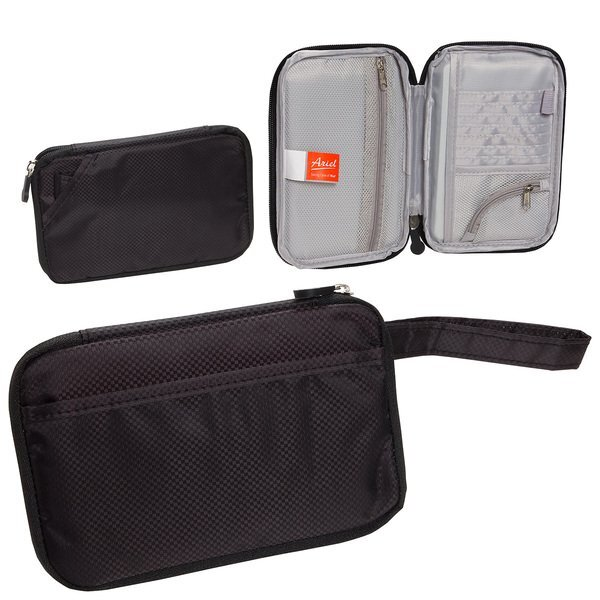 Pioneer Polyester Travel Wallet