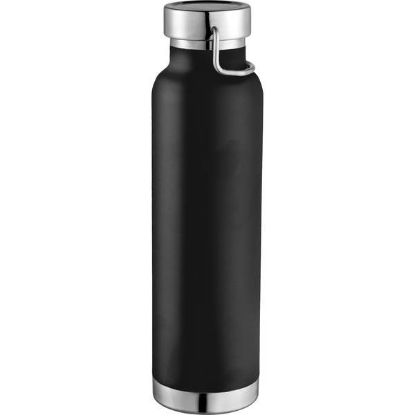 Thor Copper Vacuum Insulated Bottle, 22oz.