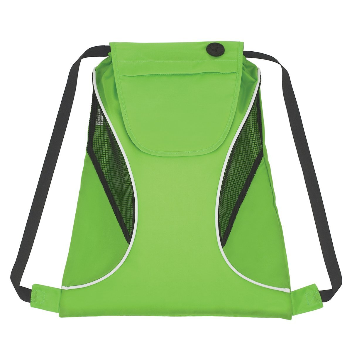 Nylon Sports Pack with Mesh Sides
