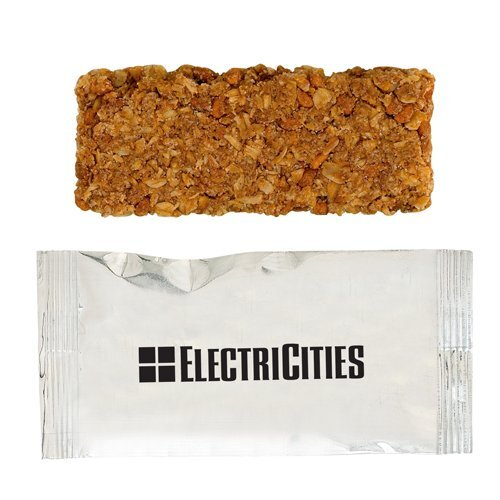 Oats & Honey Granola Bar in Sealed Wrapper