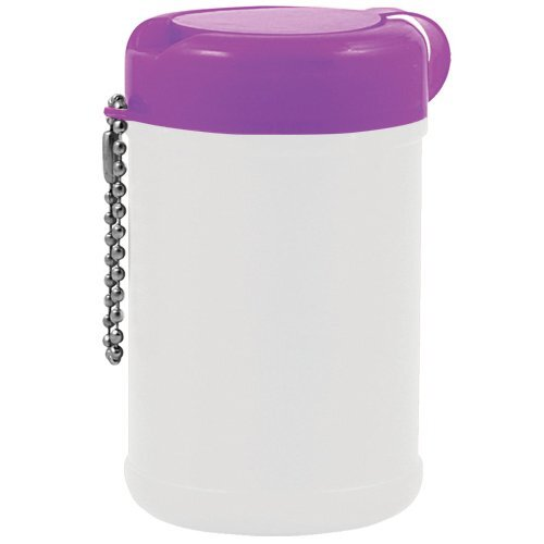 Mini Antibacterial Wipes Canister, 30ct.