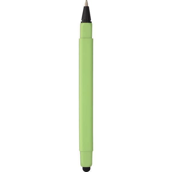 Ambassador Square Ballpoint Stylus Pen