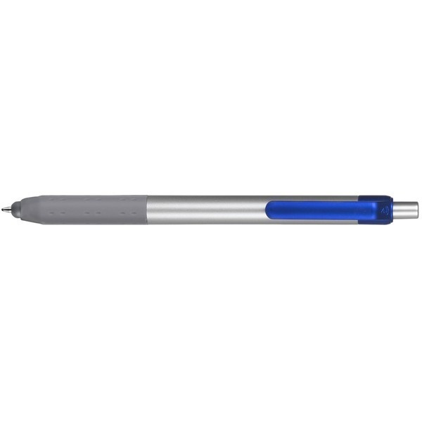 Alamo Metallic Retractable Grip Stylus Pen
