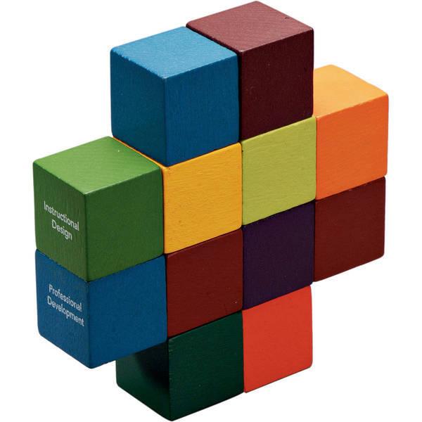 Mental Block Rubik Style Puzzle Cube