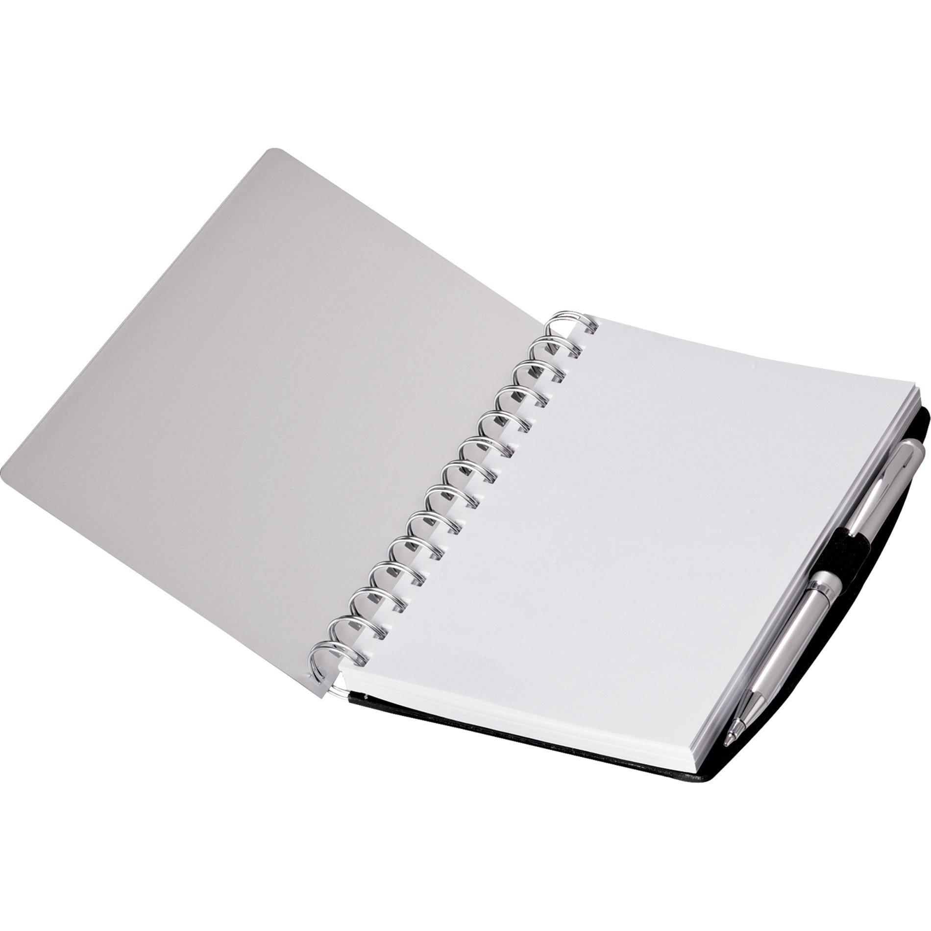 "Prism Aluminum Journal Book, 5"" x 7"""