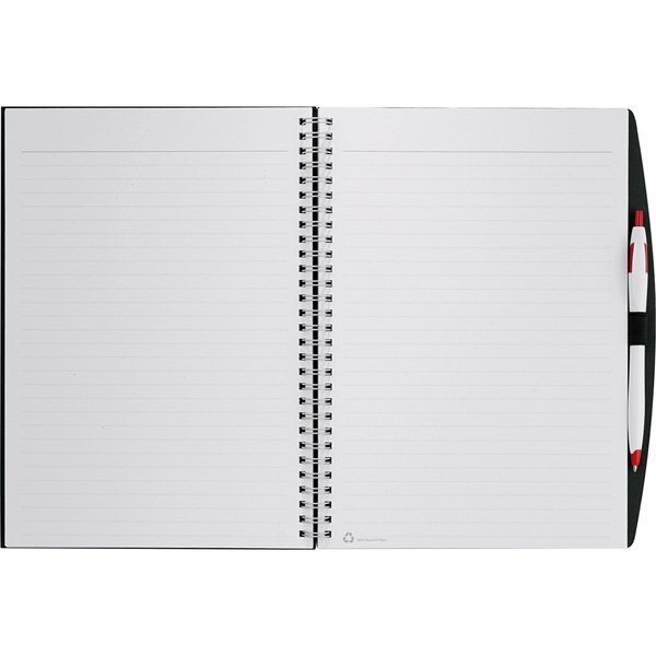 """Hardcover Large Journal Book, 7-3/4"""" x 10"""""""